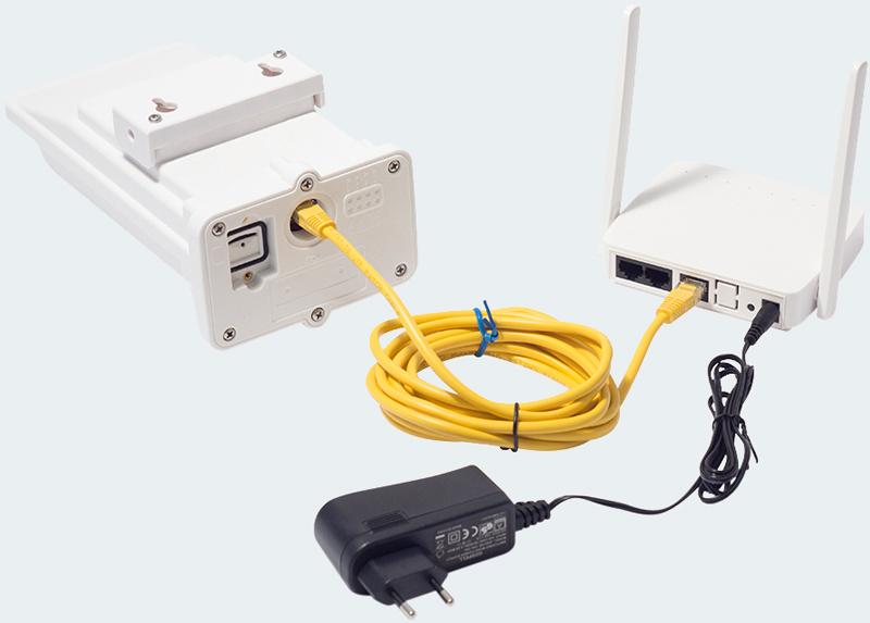 Внешний 3G/4G-клиент RF-Link R850