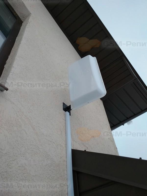 Антенна для интернета для коттедж в Осельках