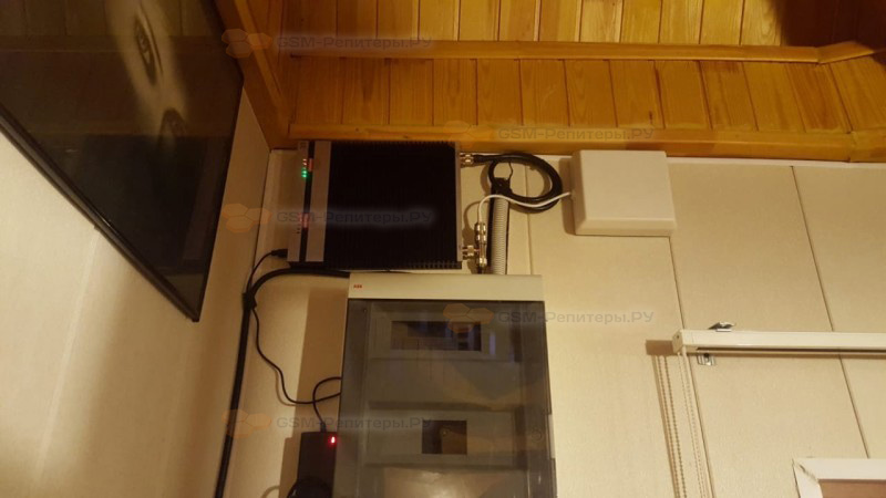 Голосовая связь и интернет в деревне Новое