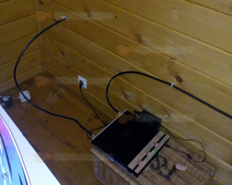 GSM/3G/4G-усилитель в Бережки