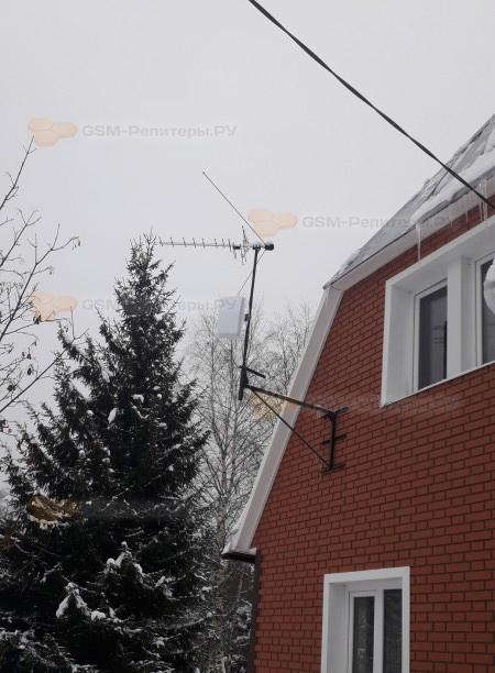 Интернет 4G для частного дома в СНТ Кордон