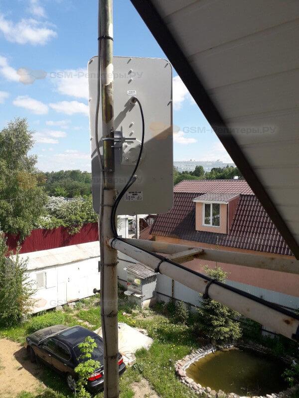 Интернет 4G для частного дома в СТ Пойма