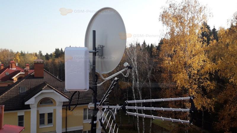 Интернет 4G МЕГАФОН в Медвежьих Озёрах