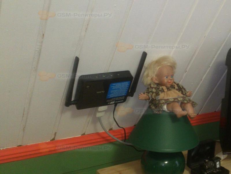 Интернет 4G в посёлке радиоцентра Романцево