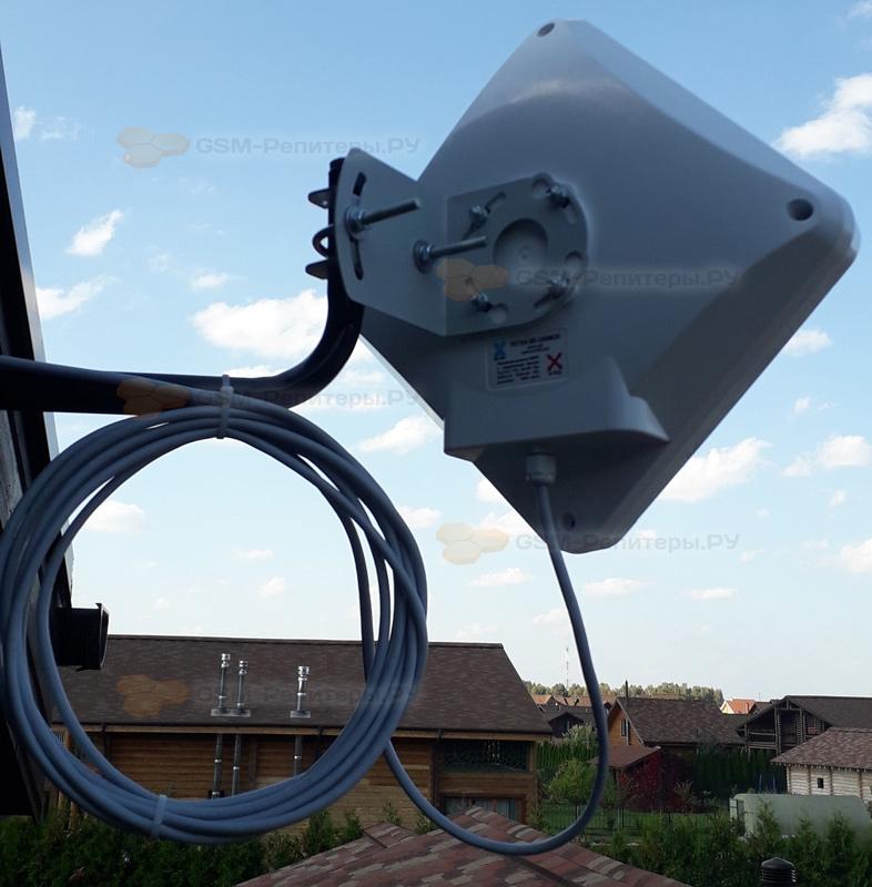 Усиление сотовой связи на Ходынском бульваре