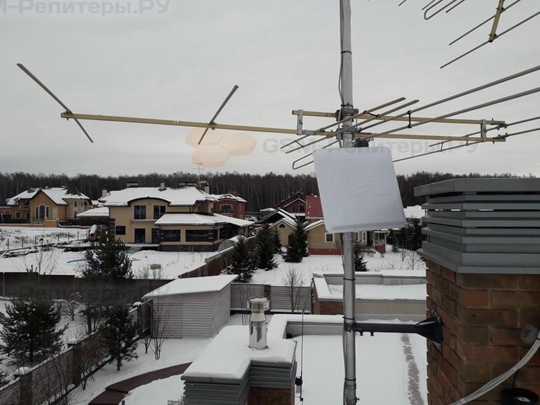 Мегафон 55 Мбит/с в Чулпаново