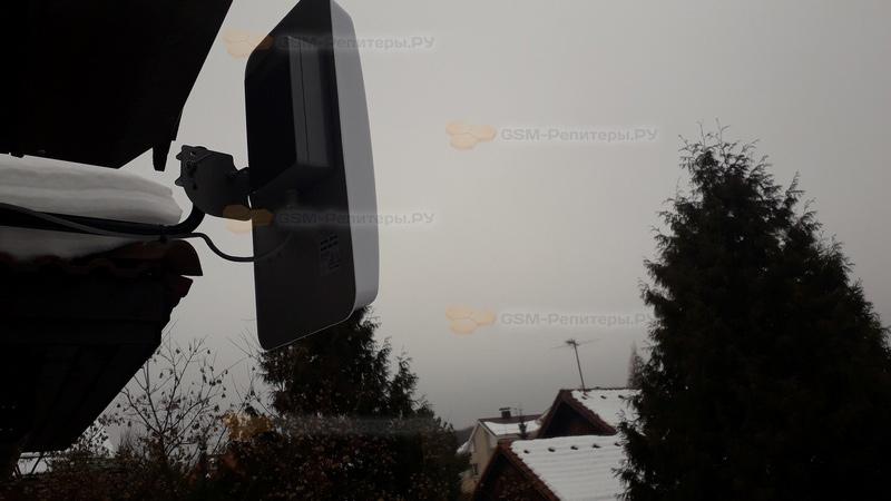 Усиление связи 3G для офиса на Шмитовском