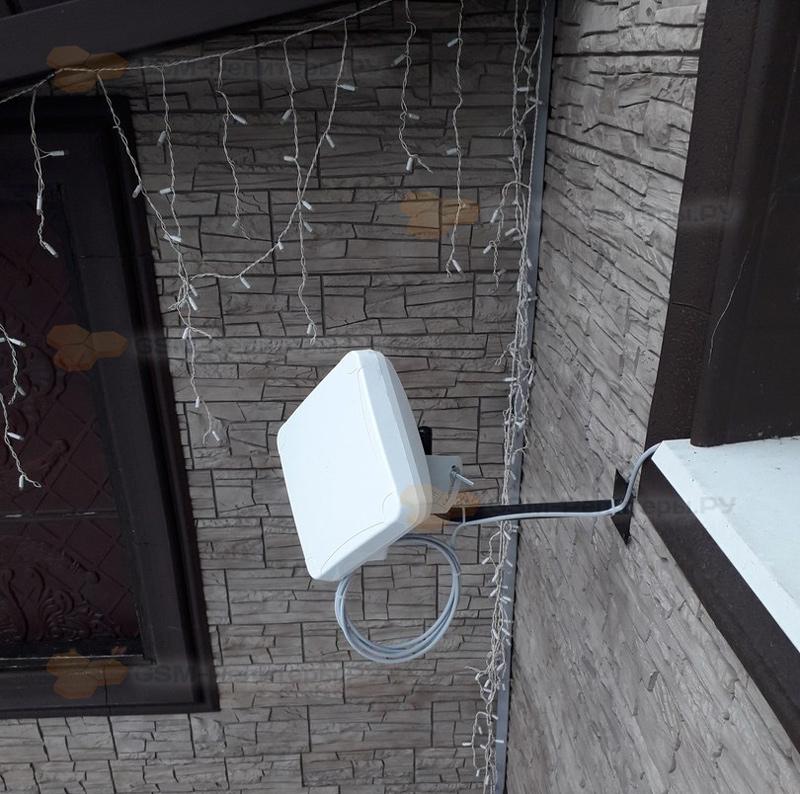 Подключение интернета 4G в деревнЕ Дурниха