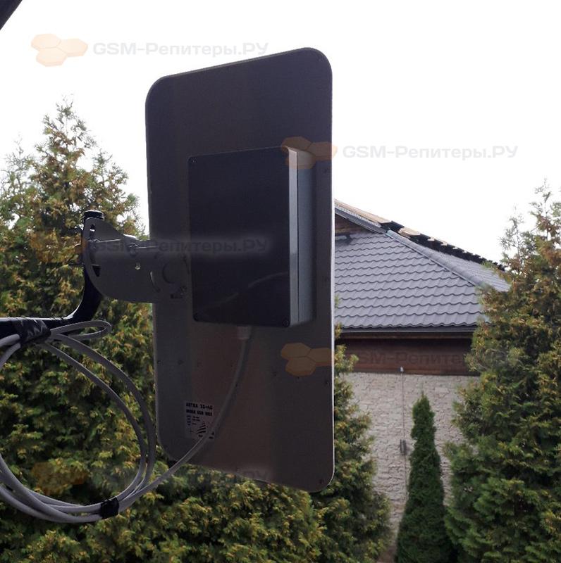Подключение интернета 4G в деревне Шульгино