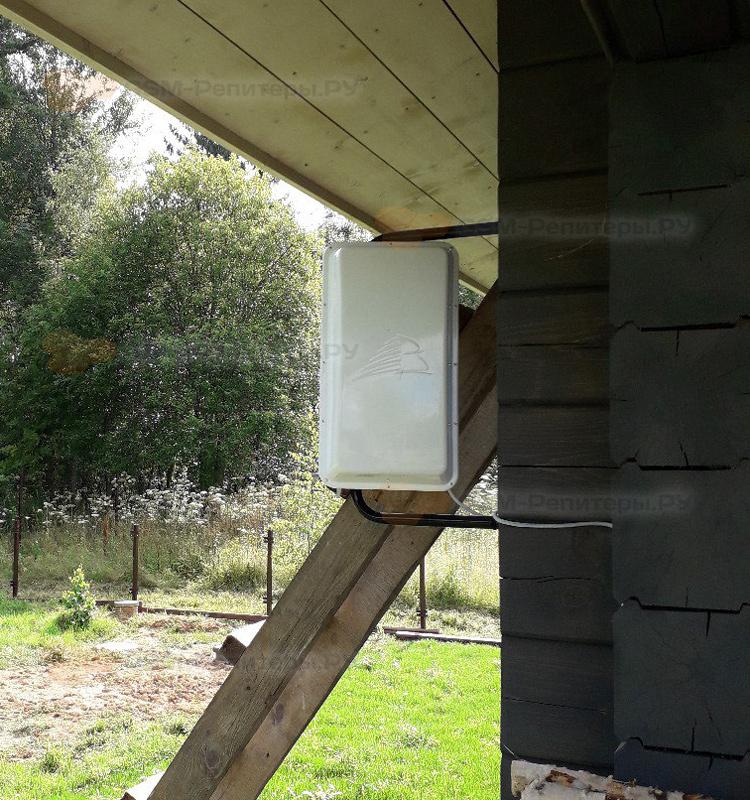 Подключение Мегафон 4G в деревне Титово