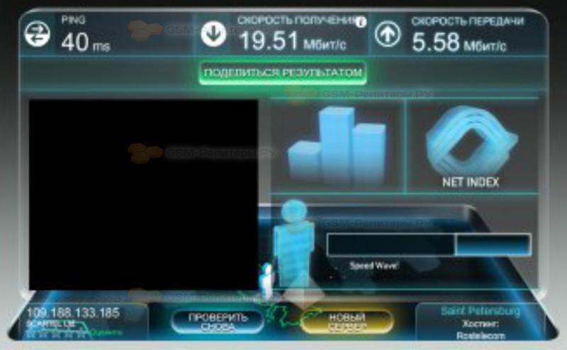 Подключение интернета Yota в деревне Лужки