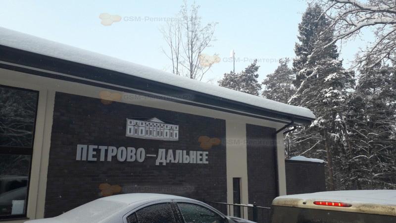 Подключения к интернету 4G в Петрово-Дальнее