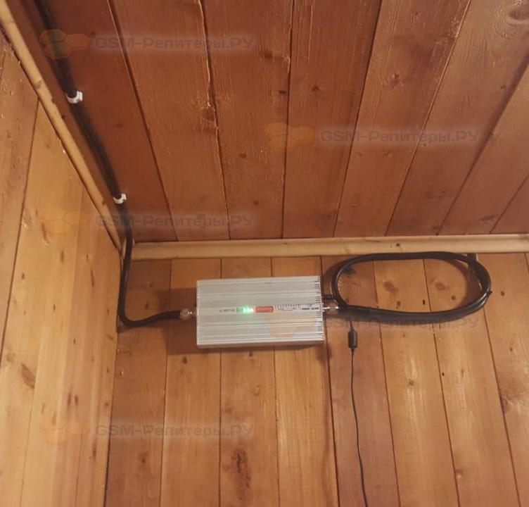 Сотовая связь GSM в деревне Головино