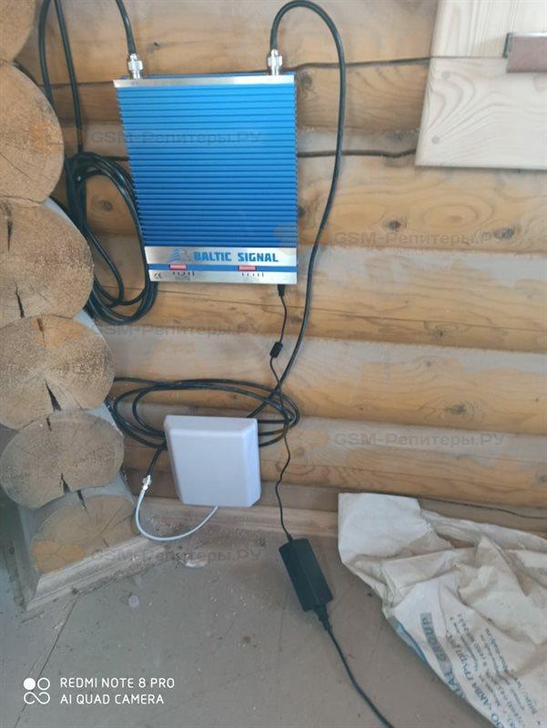 Сотовая связь и интернет 4G для монастыря