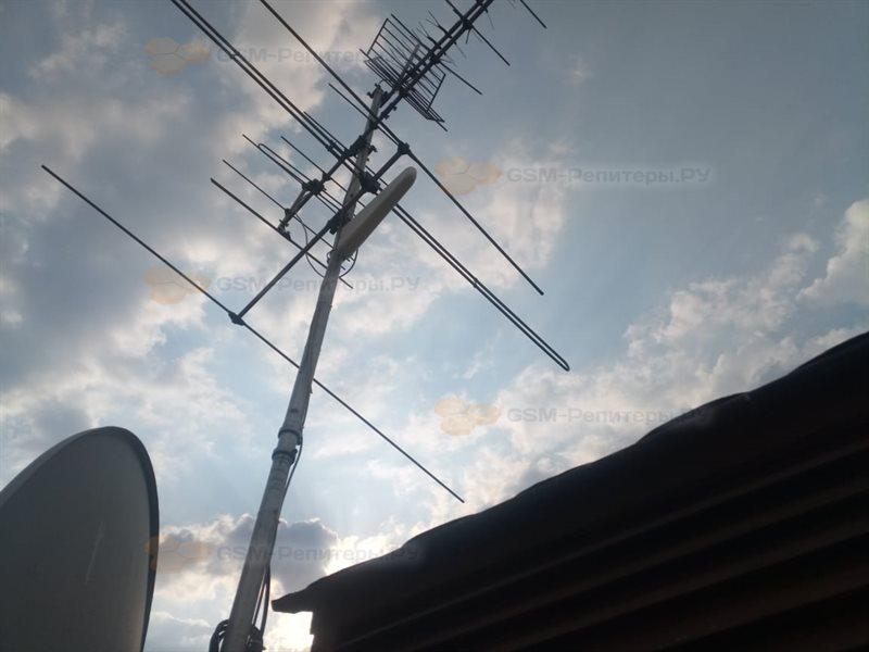 Сотовая связь и интернет 4G в КП Сетунька