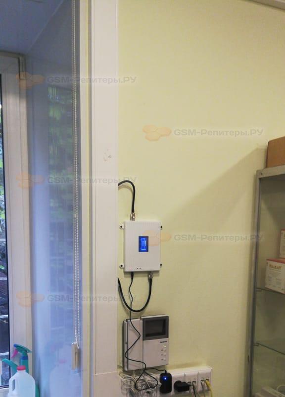 Современный усилитель VoLTE для офиса на Марата