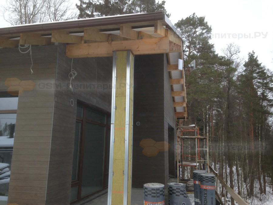 Стабильная связь для строящегося дома
