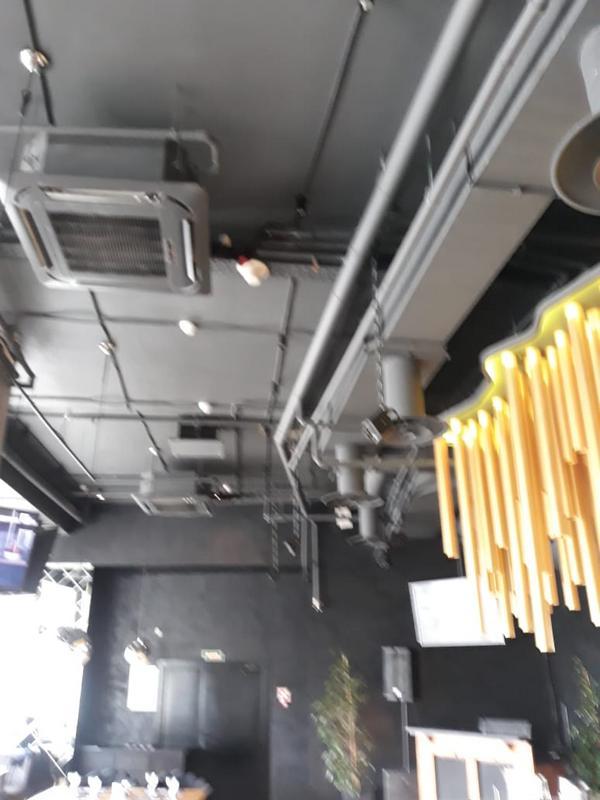 Усиление 3G/4G в ресторане