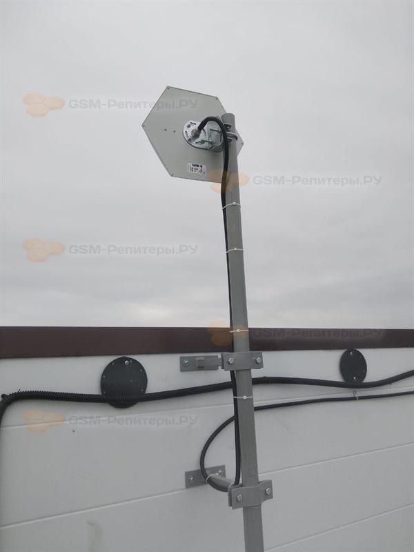 Усиление 3G для судоремонтной верфи