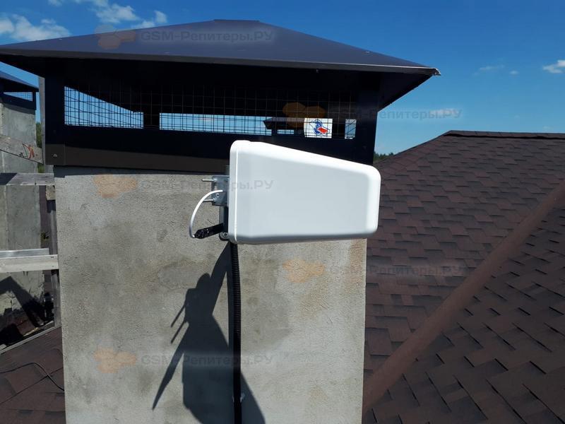 Усиление 3G-связи в Клейменово