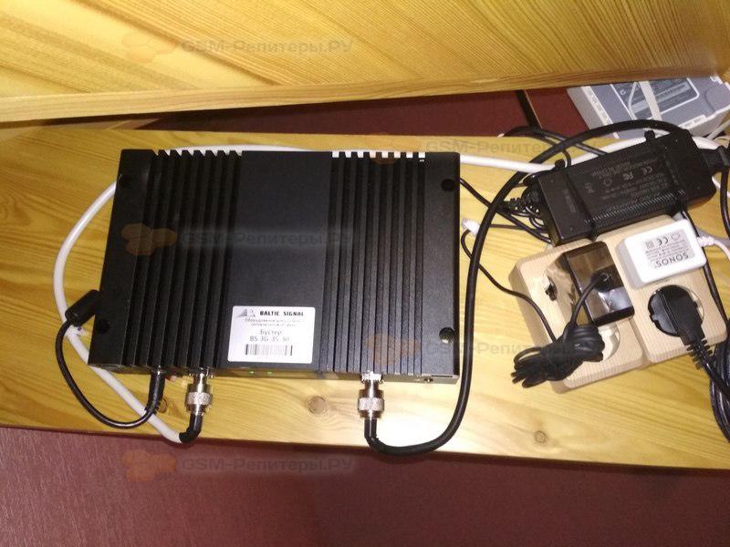 Усиление 3G в Кошкино