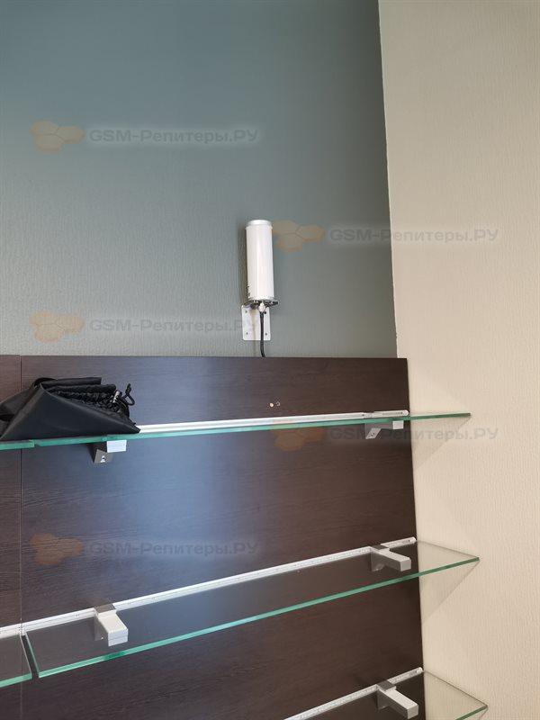 Усиление 3G в магазине спорт-товаров