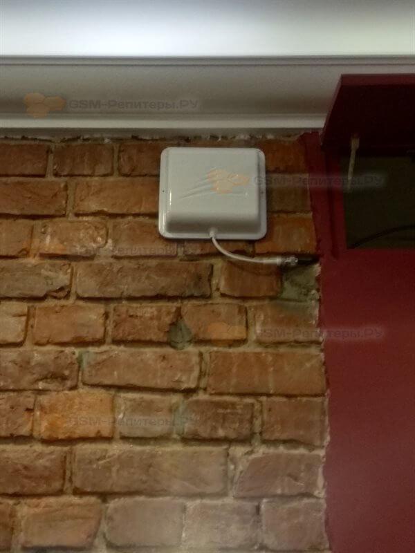 Усиление 3G в офисе на Мытнинской