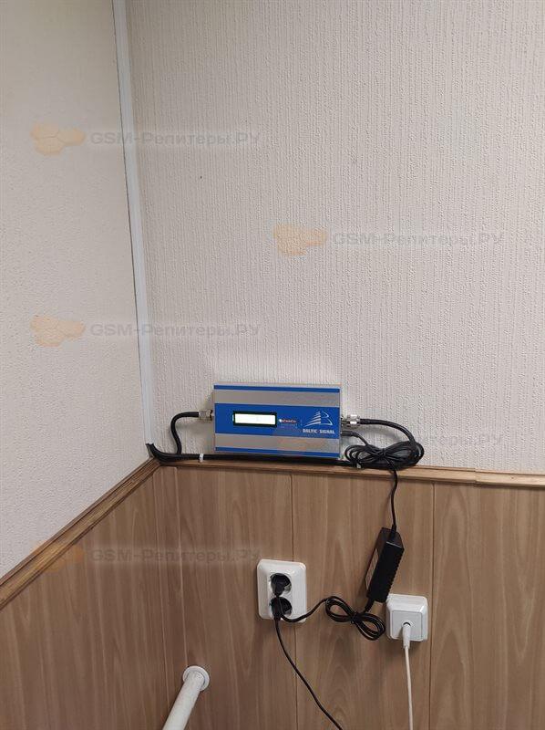Усиление 3G в офисе на Варшавской
