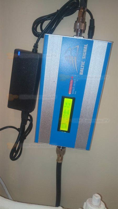 Усиление голосовой связи 3G на Электродной