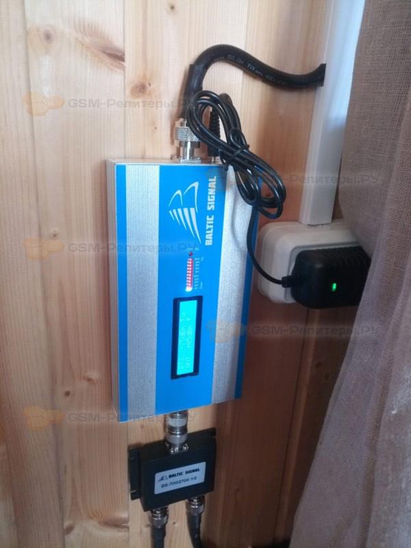 Усиление голосовой связи GSM в Шувалово