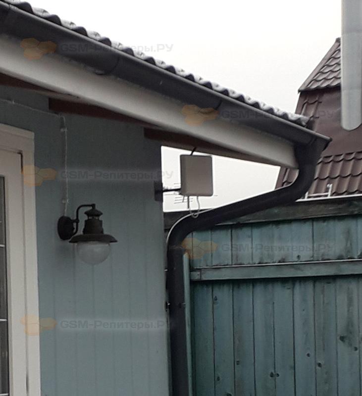 Усиление GSM и 4G интернета в д. Ивашково