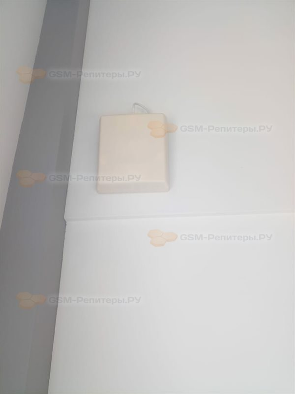 Усиление GSM связи и интернета на Лётной ул.