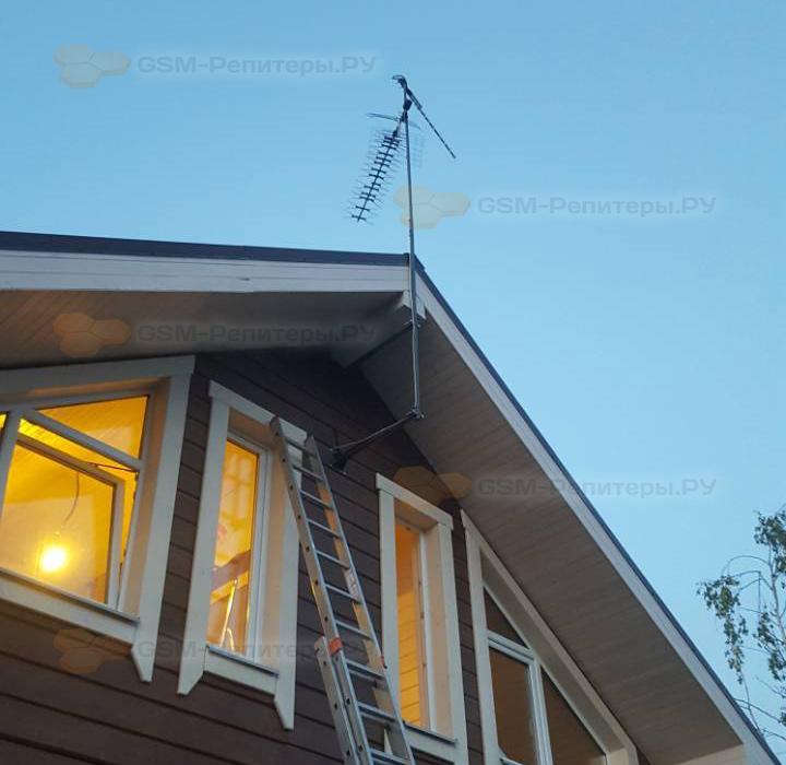 Усиление GSM в посёлке Лесной Пейзаж