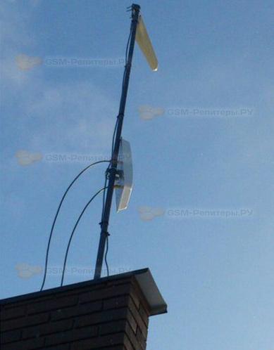 Усиление интернета 3G/4G в СТ Биолог