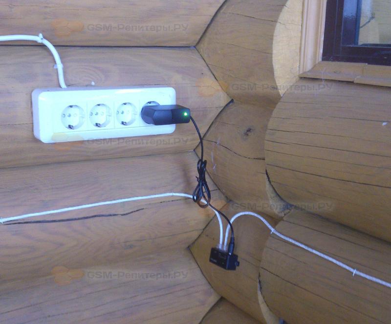 Усиление сигнала 4G в деревне Хоругвино