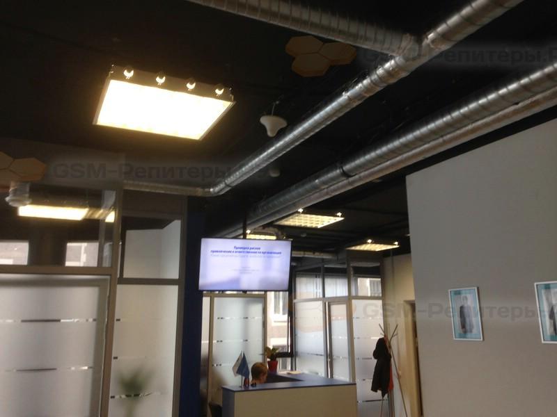 Усиление сотовой связи для офиса на Лиговском