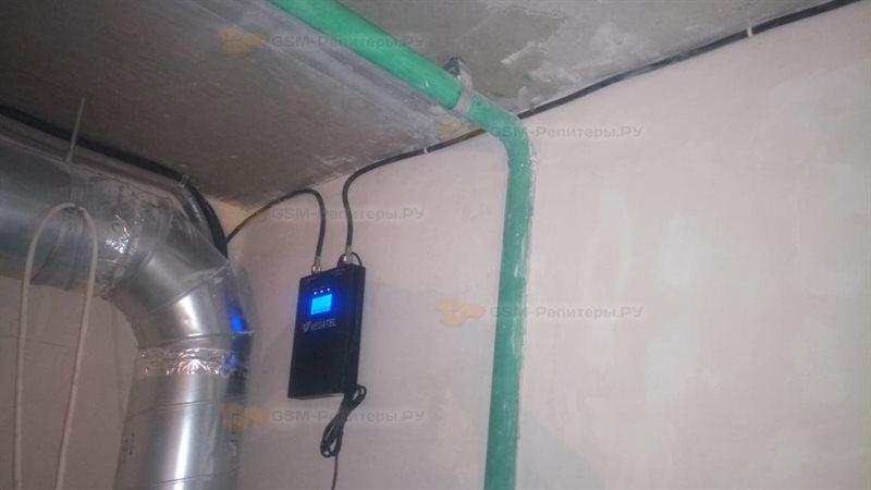 Усиление сотовой связи 3G на Головинском