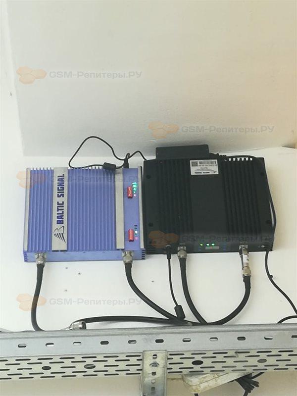 Усиление сотовой связи GSM/3G в Акулово