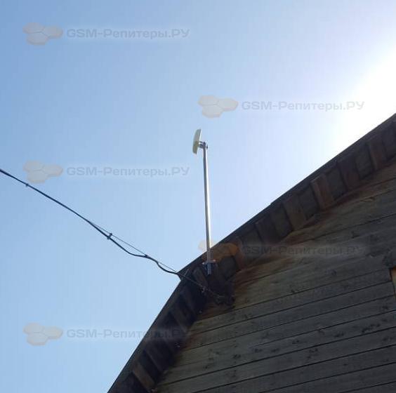 Усиление сотовой связи GSM/3G в СТ Бонитет-1