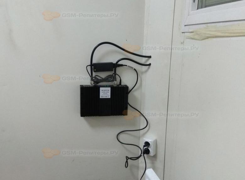Усиление сотовой связи в деревне Исаевка