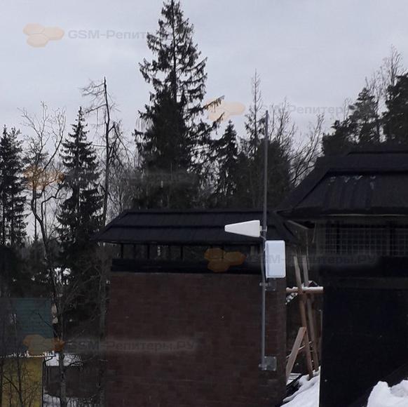 Усиление сотовой связи в ДНП АП Луцино