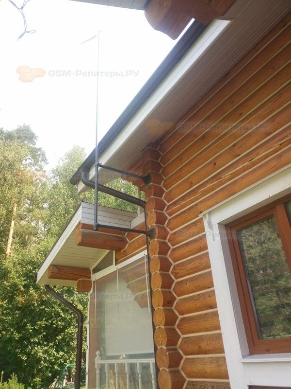 Усиление сотовой связи в КП Медвежье Озеро