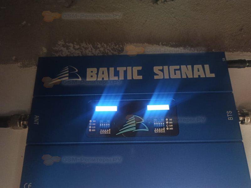 Усиление сотовой связи в офис 300м²