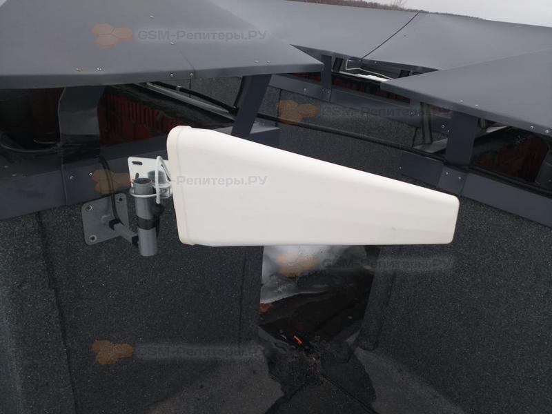 Усиление сотовой связи в посёлке Мещерино