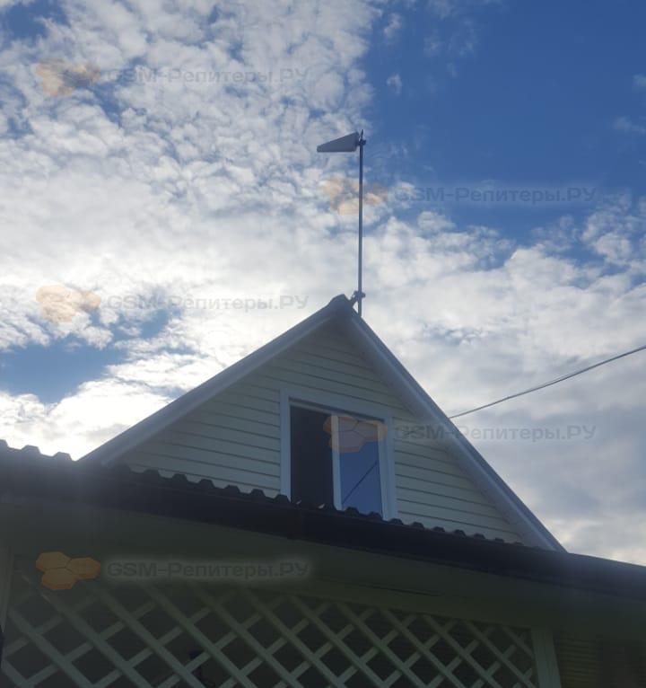Усиление сотовой связи в СНТ СУ-25