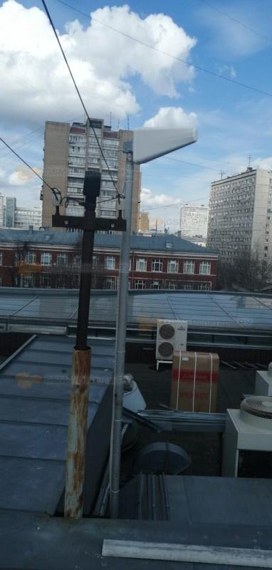Усиление связи 3G и интернета на Гагаринском