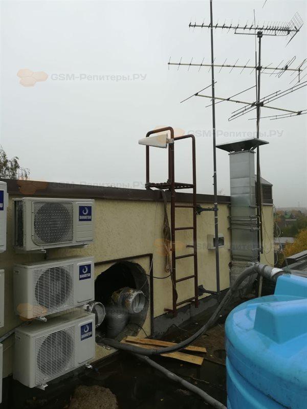 Усиление связи 3G в Меридиан-Домодедово