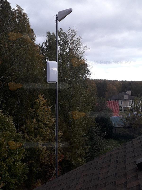 Усиление GSM+4G в Чулпаново