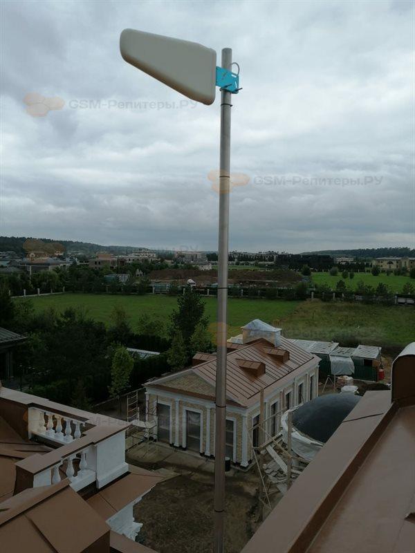 Усиление связи и интернета 4G в д. Жуковка