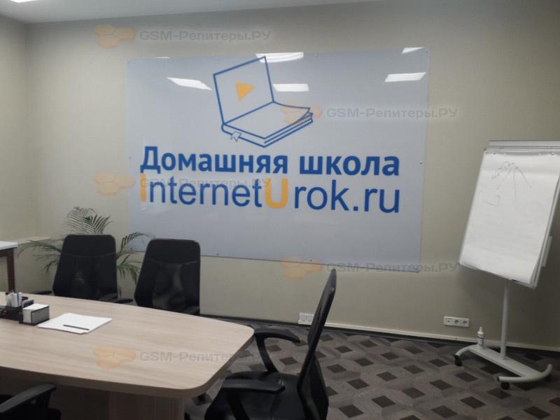 Усиление связи и интернета на Петровке 23